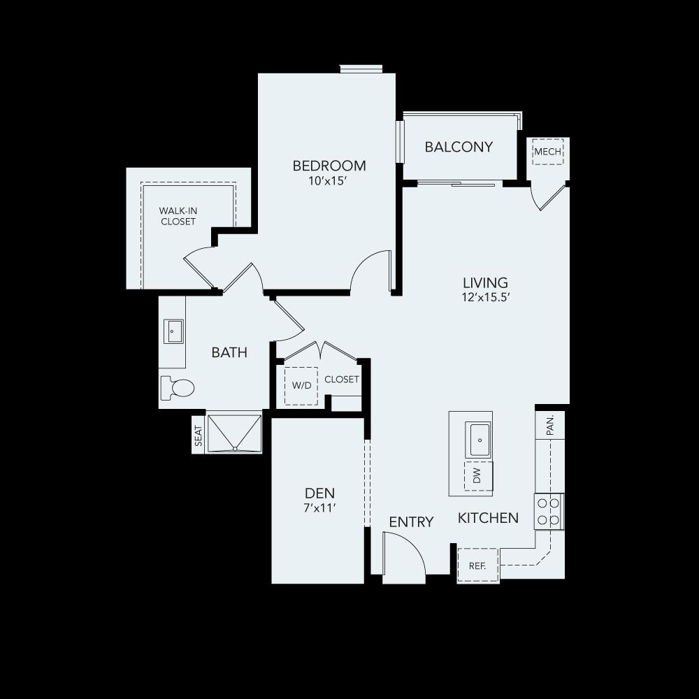 A3 floor plan avenida watermarq germantown