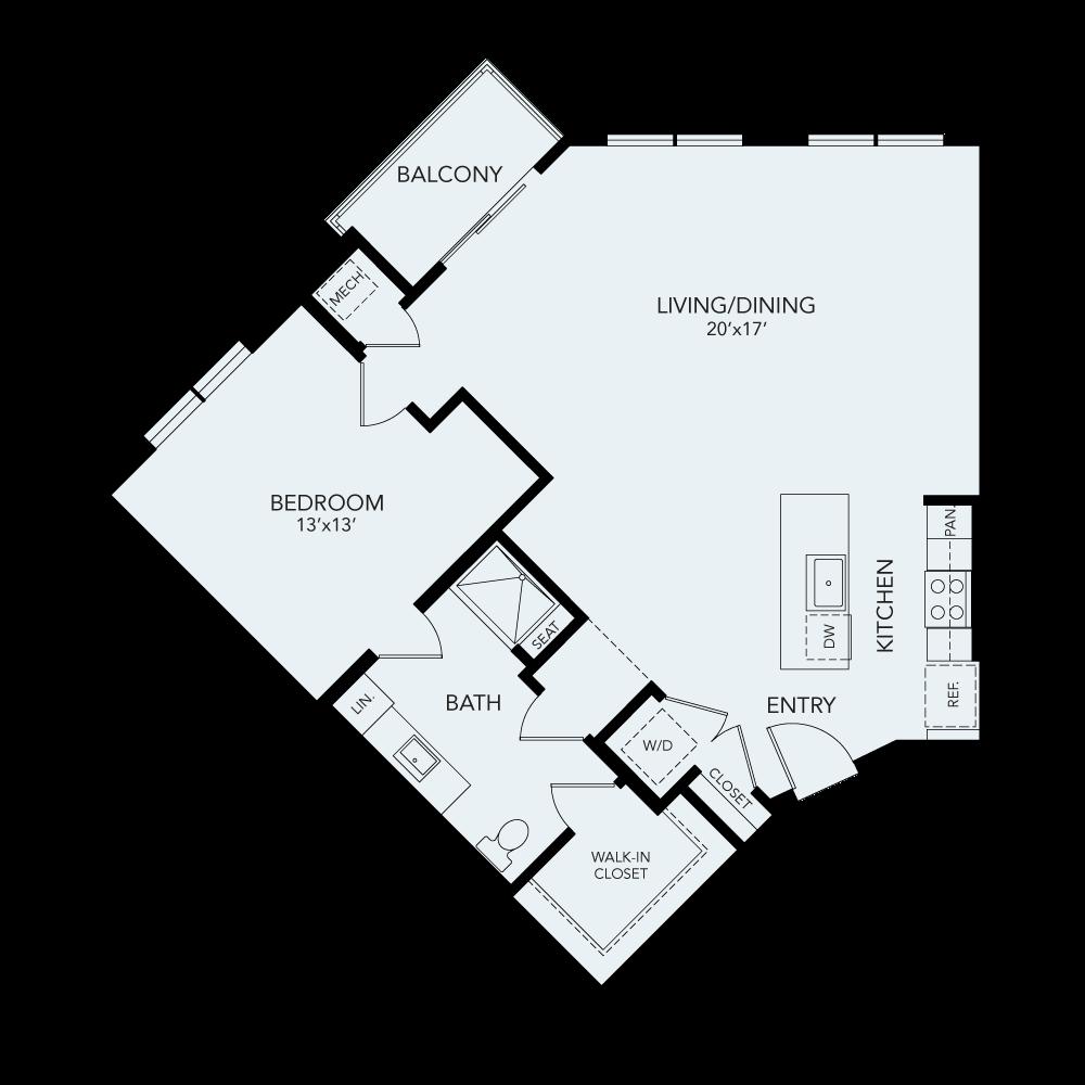 A4 floor plan avenida watermarq germantown